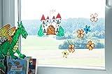 Kreul 40155 - Kinder-Bastelset, Window Color C2, Power Pack für Kreul 40155 - Kinder-Bastelset, Window Color C2, Power Pack