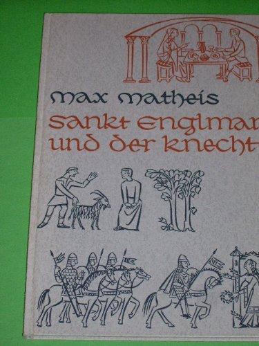 Sankt Englmar und der Knecht Legende / Max Matheis. Kreidezeichn. von Max Rei...