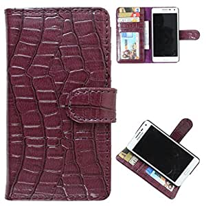 DooDa PU Leather Wallet Flip Case Cover With Card & ID Slots Nokia Lumia 720