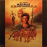 Tina Turner / Maurice Jarre - Mad Max Beyond Thunderdome - Original Motion Picture Soundtrack - Capitol Records - 1A 064-24 0380 1