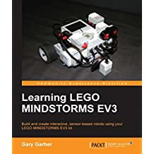 Learning LEGO MINDSTORMS EV3 (English Edition)