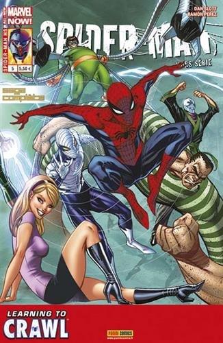 Spider-Man 2012 HS 05 : devenir un homme
