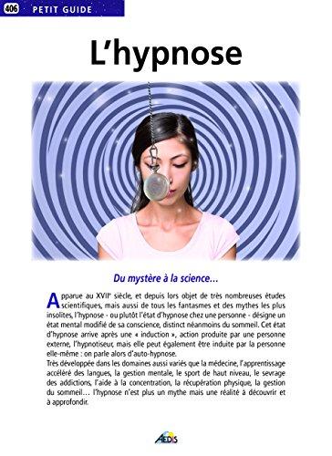 L'hypnose par Collectif