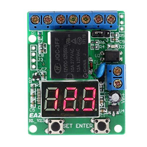 Okc 12V DC Voltage Detection Entlastung Monitor Test Relay Switch Control Board-Modul Laden