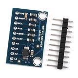 ADS1115 Modul 16 Bit ADC I2c 4 Kanal Verstaerker Mit Fuer Arduino Rpi