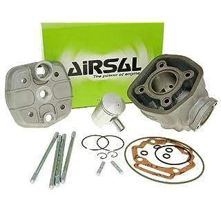 Zylinderkit Airsal Sport 50ccm Grauguss für Gilera SMT 50 D50B0 13- ZAPABB01
