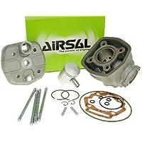 DERBI GPR Racing RX Zylinderkit 88ccm AIRSAL Xtreme D.50 // Hub 45 f/ür APRILIA RS 50cc SX SM RS4