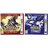 Pokémon: Rubí Omega + Pokémon: Zafiro Alfa