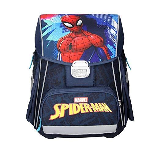 Mochila Spiderman - Cierre metálico