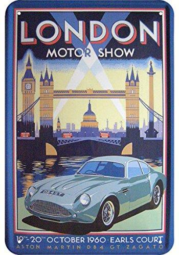 aston-martin-db-4-london-motor-show-deko-motiv-blechschild-tin-sign