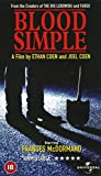 Blood Simple. [VHS] [Import allemand]