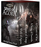 Whill of Agora: Epic Fantasy Bundle (Books 1-4): (Whill of Agora, A Quest of Kings, A Song of Swords, A Crown of War) (Legends of Agora)
