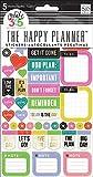 Unbekannt Me and my big Ideas Create 365´Aufkleber für Kalender, 5Blatt/Packung, für Erinnerungen, mehrfarbig