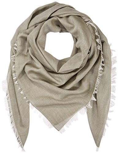 BOSS Orange Damen Schal Nafame, Beige (Beige/Khaki 250), One Size