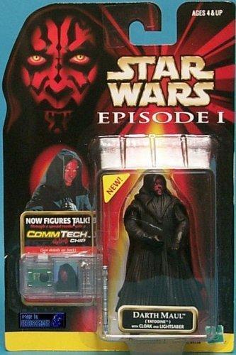 Star Wars - Darth Maul Figure by Hasbro