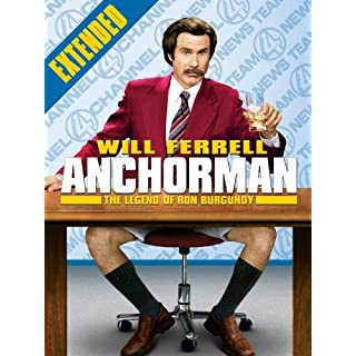 Anchorman: The Legend of Ron Burgundy - Extended