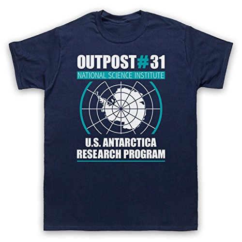 Thing Outpost 31 Mens T-Shirt