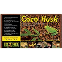 Exo TerraSustrato CocoHusk650 gr / 7 L