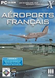 Add-on pour Flight Simulator : 6 Aéroports Français