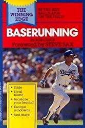 Baserunning (Winning Edge Series) by Bob Cluck (1987-04-02)