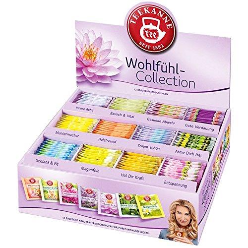Teekanne Wohlfühl-Collection Box, 1er Pack (1 x 356 g) - Zitronenverbene, Lavendel Und Thymian