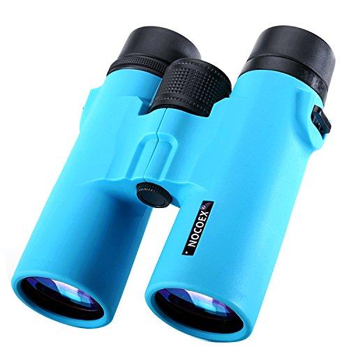 NOCOEX Fernglas Kompakt Testsieger 8x42, Hochleistungs Vergrößerung Ferngläser Teleskop, helle und klare Sichtbereich, für Reisen, Vogelbeobachtung,Jagd,Astronomie, Sport und Tierwelt
