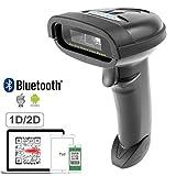nt-1228bl Bluetooth QR 2D Barcode Scanner Handheld USB kabelloser 1D 2D Barcodes Imager für mobile Zahlung Computer Bildschirm Scan Unterstützt IOS & Android