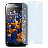 mumbi Panzerfolie für Samsung Galaxy S5 S5 Neo Glasfolie Hartglas 9H