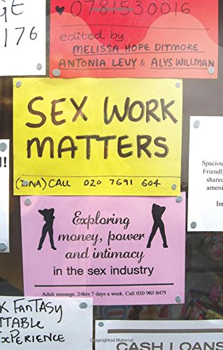 Sex Work Matters: Exploring Money, Power, and Intimacy in the Sex Industry (Sex-industrie)