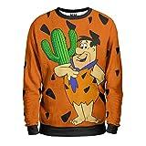 Noorhero - Sweatshirt Herren - Flintstones