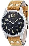 Hamilton Herren Analog Automatik Uhr mit Leder Armband H70655733