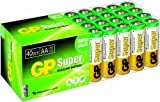 GP Batterien AA  Vorratspack Super Alkaline