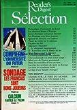 Telecharger Livres READER S DIGEST SELECTION No 507 du 01 05 1989 COMPIEGNE L UNIVERSITE DU FUTUR SONDAGE LES FRANCAIS SONT BONS JOUEURS CALCIUM FAITES LE PLEIN LES DERNIERS BISONS D EUROPE JESSYE NORMAN NEE POUR CHANTER LES FRANCAIS SONT BONS JOUEURS QUAND LES LECTEURS S EN MELENT TOUTE LA VERITE SUR LE CALCIUM FACADES EN FETE MARGARET THATCHER I LE DIRIGEANT PRAGMATIQUE II ENTRETIEN AVEC LA DAME DE FER PROST SENNA DUEL A MONACO LE DESENCHANTEMENT DES SALARIES UNE AMBASSADE A JETE (PDF,EPUB,MOBI) gratuits en Francaise