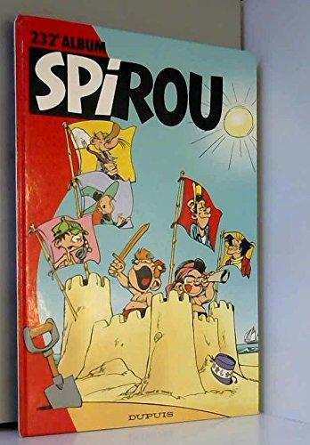 Album Spirou, tome 232