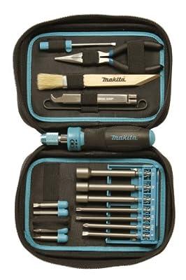 Makita P-90211 Werkzeug-Set Kettensäge 19-tlg.