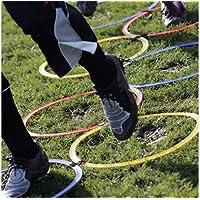 Precision Training vitesse Agility Football évacuation cerceaux