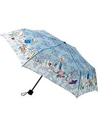 Beatrix Potter Peter Rabbit Folding Umbrella, 92 cm, Multicoloured