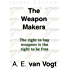 The Weapon Makers (Isher Book 2)