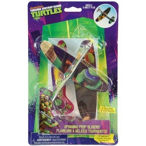 WeGlow International Teenage Mutant Ninja Turtle Prop Gliders (3 Glider Kits) by WeGlow International