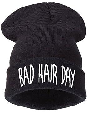 Beanie gorro gorro Bad Hair Day fuckin problema Comme Des Fuckdown.Hitachi nuevo 200Models