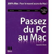 Passez du PC au Mac