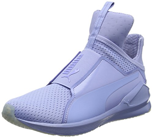 Puma Women's Fierce Bright Mesh Fitness Shoes, Blue (Lavendar Lustre 01), 5 UK