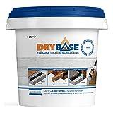 Drybase Flüssige Dichtbeschichtung, (5Liter), weiß, DPM Feuchtigkeitsschutz