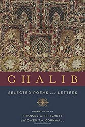 Ghalib Selected Poems and Letters (Translations from the Asian Classics)