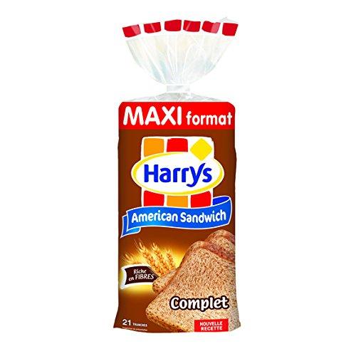 harry's Pain complet - ( Prix Unitaire ) - Envoi Rapide Et Soignée