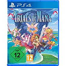 Trials of Mana [Playstation 4]