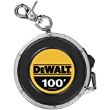 Best DEWALT Measuring Tapes - DEWALT DWHT34201 100-Foot Auto Rewind Steel Long Tape Review