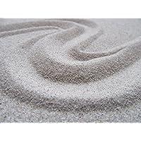 1kg–30kg Aquarium Sable Grain 0,1–0,3mm Blanc naturel