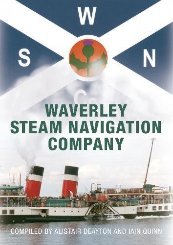 Price comparison product image Waverley Steam Navigation Company