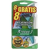 Maquinilla Wilkinson xtreme 3 comfort 8 un+8 un